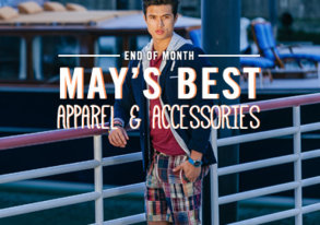 Shop Best of May: Apparel & More