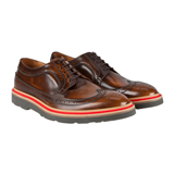 Tan Grand Brogues