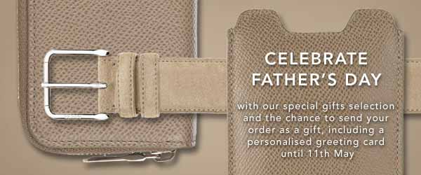 Celebrate Father's Day with our special gifts selection