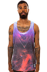 The Galactic Tank Top in Multi