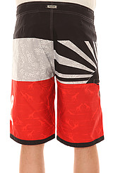 The Tri-County Boardshorts in Black