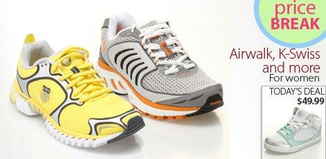 Athletic footwear For Women