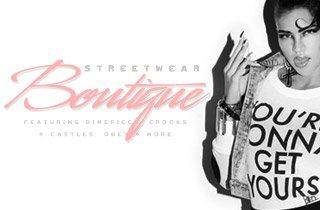 Streetwear Boutique