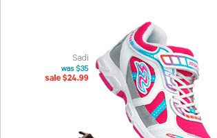 Sadi was $35 | sale $24.99