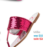 Millie was $32 | sale $24.99