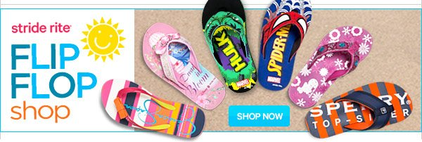 stride rite FLIP FLOP shop | shop now