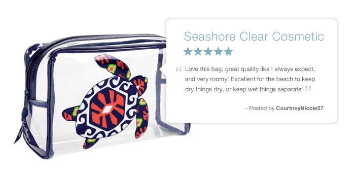 Seashore Clear Cosmetic