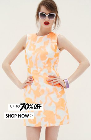 THE SUMMER DRESS SPECIAL UP TO 65% OFF