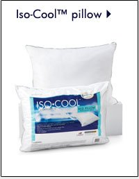Iso-cool™ pillow. Shop now.