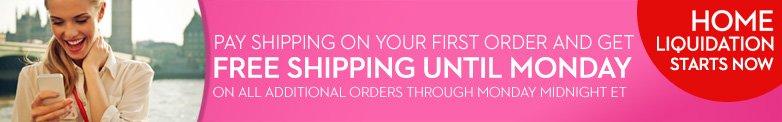 Shipping Promo