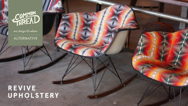 Common Thread: Revive Upholstery