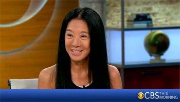 Vera Wang CBS this Morning