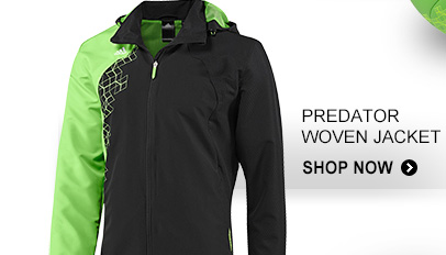 Shop Predator Woven Jacket »