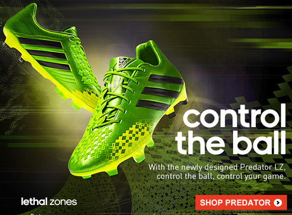 Shop Predator LZ TRX FG Soccer Cleats »