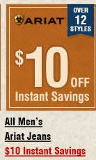 All Mens Ariat Jeans Instant Savings