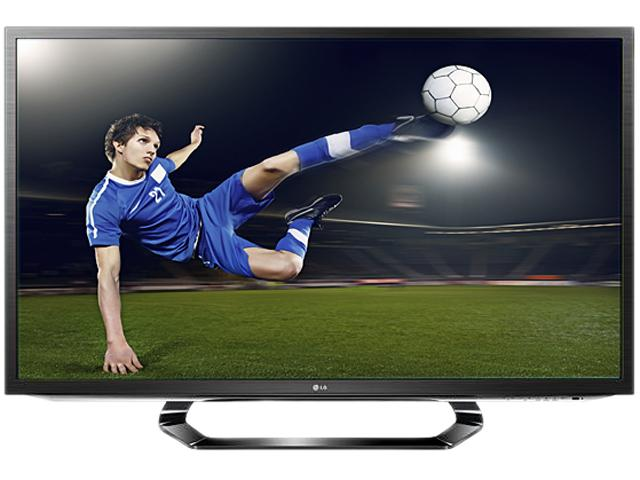 LG 55 inch Class (54.6 inch Diag.) 1080p 120Hz LED-LCD HDTV 55LM6200