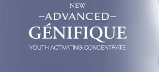 NEW ADVANCED GENIFIQUE | YOUTH ACTIVATING CONCENTRATE