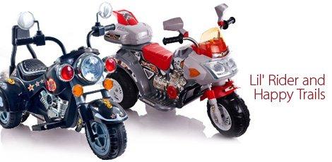 Lil' Rider & Happy Trails