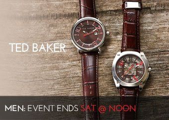 TED BAKER - MENS WATCHES