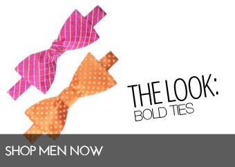 Bold Ties