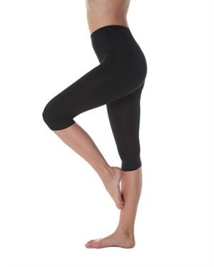 Slimtess The Cyclist Legging Capris - Made In France