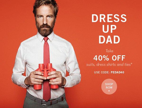 Dress Up Dad