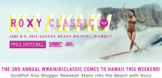 The 3rd Annual #waikikiclassic comes to Hawaii this weekend!