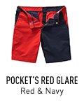 Pockets Red Glare