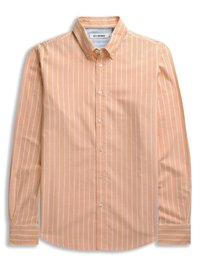 Oxford Laundered Stripe Shirt