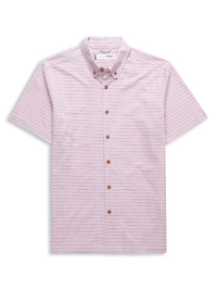 Plectrum Fine Stripe Shirt