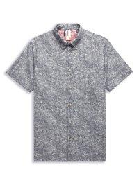 Plectrum Paisley Print Shirt
