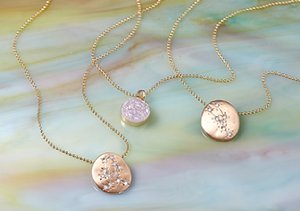 Zodiac Signs: Earrings & Necklaces