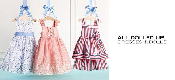 ALL DOLLED UP: DRESSES & DOLLS, Event Ends June 8, 9:00 AM PT >