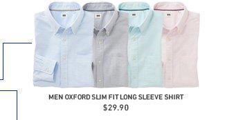 MEN OXFORD SHIRTS