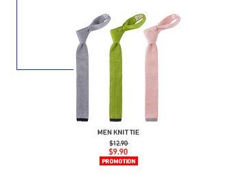 MEN KNIT TIES