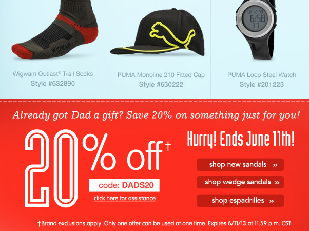 Rad Gifts For Dad + 20% Off!