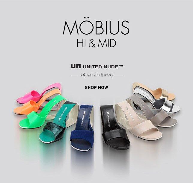 Möbius Hi & Mid   10 Year Anniversary