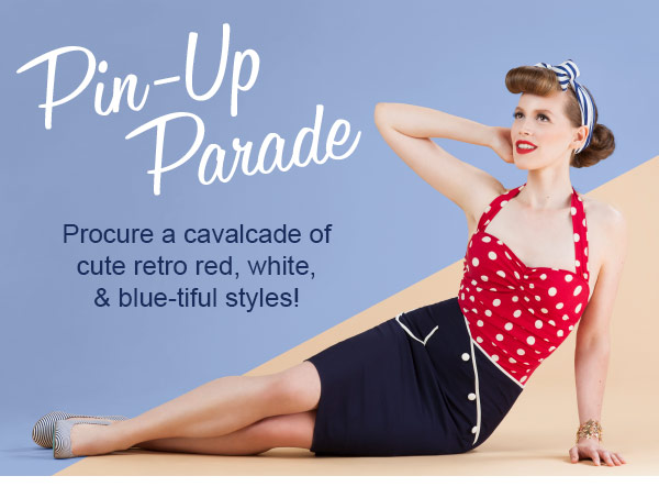Pin-Up Parade