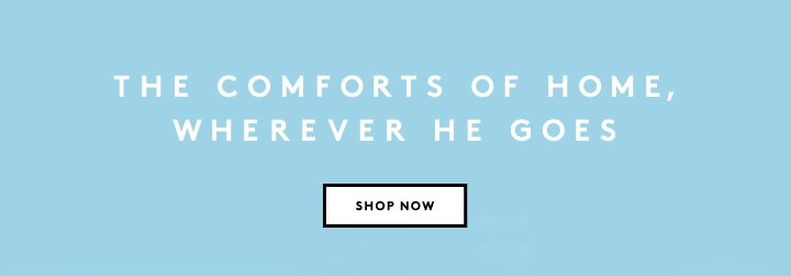 At home or on the road, make sure your dad's got style: Shop Father's Day gifts.