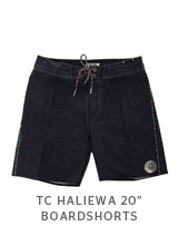 TC HALIEWA 20 BOARDSHORT