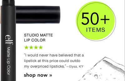 Studio Matte Lip Color