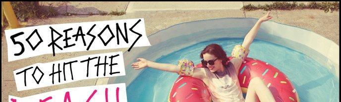 fredflare.com . . . beach + Pool = FUN
