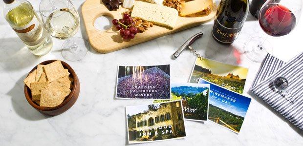 For the Wine Aficionado: Tastings, Bottles, & More