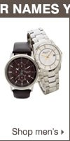 Watches Shop men's