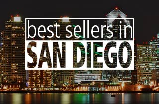 Best Sellers in San Diego