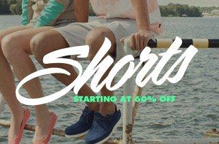 Shorts 60%