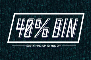 40% Bin