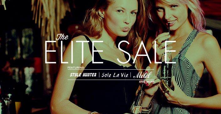 The Elite Sale