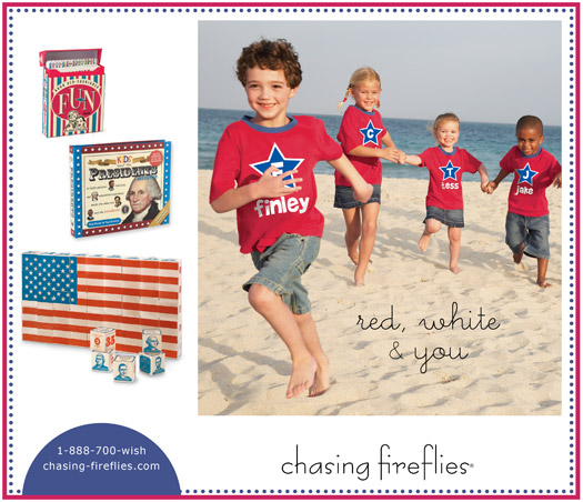 personalized 4th of july