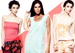 Summer Colors: Women's Clothing